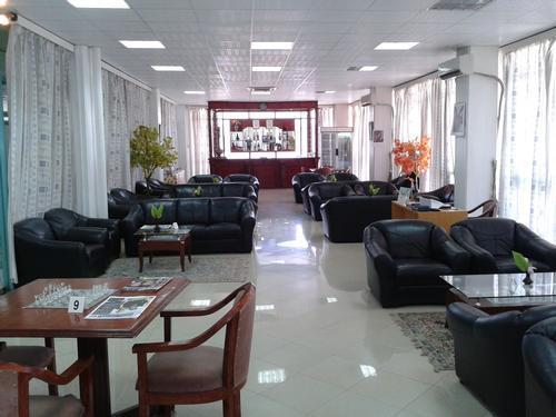 Tanzanite Lounge, Kilimanjaro Int'l