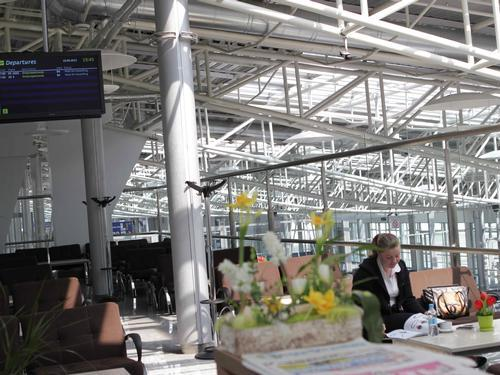Airline Lounge, Kiev Boryspil Airport