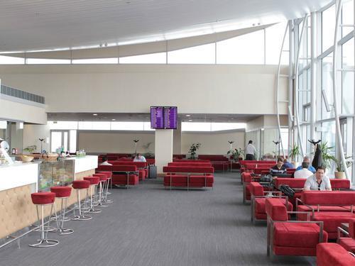 Airline Lounge, Kiev Boryspil Airport
