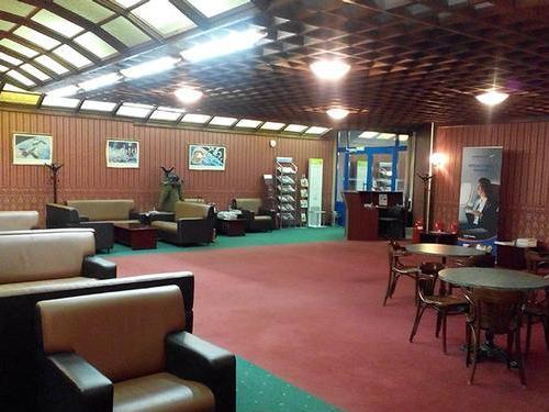Business Lounge, Kemerovo International