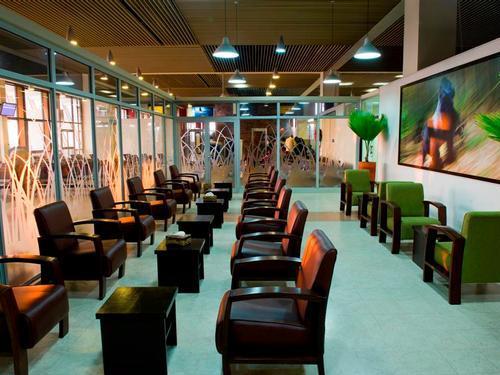 Pearl Lounge, Kigali International