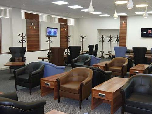 Domestic Business Lounge, Khabarovsk Novy