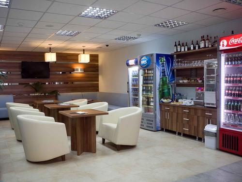 Business Lounge, Chisinau International