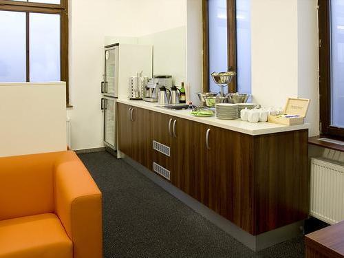 Business Lounge, Karlovy Vary International
