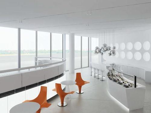 Business Lounge, Samara Kurumoch