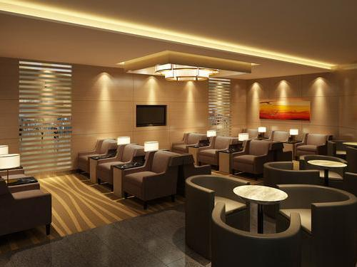 Plaza Premium Lounge, Kuala Lumpur KLIA