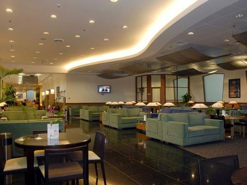 Pearl Lounge, Kuwait International Airport