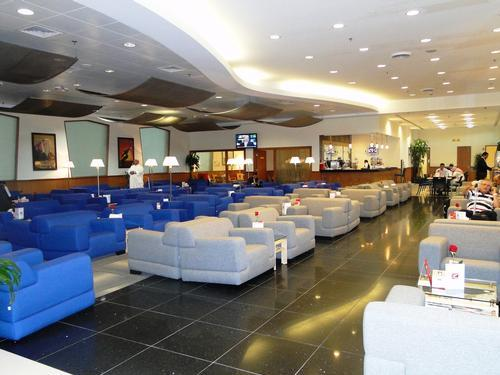 Pearl Lounge, Kuwait International