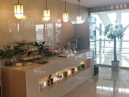 First & Business Class Lounge, Guilin Liangjiang Intl, China