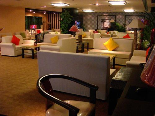 First Class Lounge, Guilin Liangjing Domestic Terminal