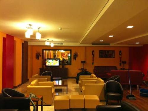 Pall Lounge, Luanda 4 de Fevereiro