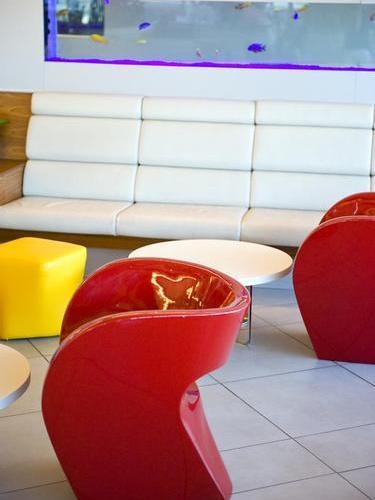 Executive Lounge, Larnaca International
