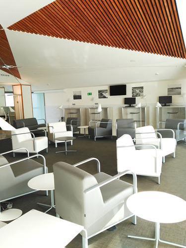 A Coruna Sala VIP, A Coruna Airport