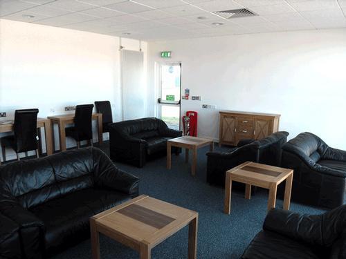 Amelia Earhart Lounge, City of Derry
