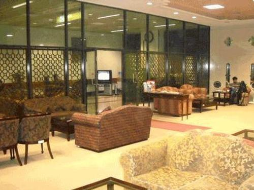 CIP Lounge, Lahore Benazir Bhutto