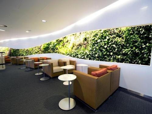 SkyTeam Lounge, London Heathrow
