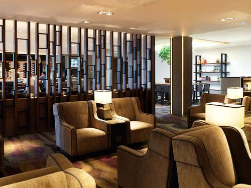 Plaza Premium Lounge, London Heathrow