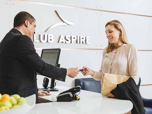 Club Aspire Lounge, London Heathrow