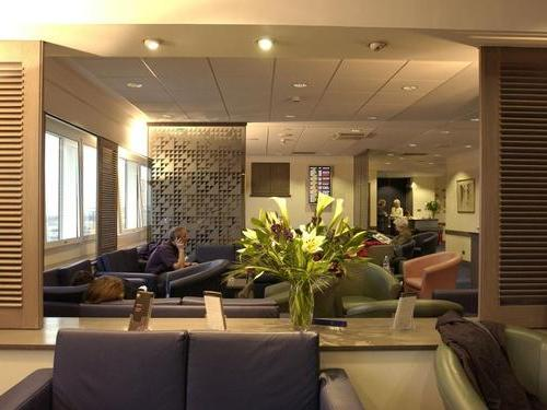 Swissport Lounge, London Heathrow