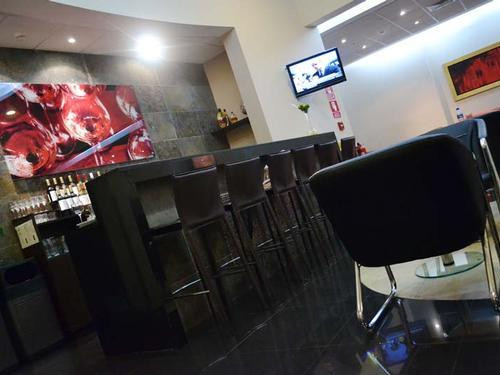 Caral VIP Lounge, Lima Jorge Chavez Int'l