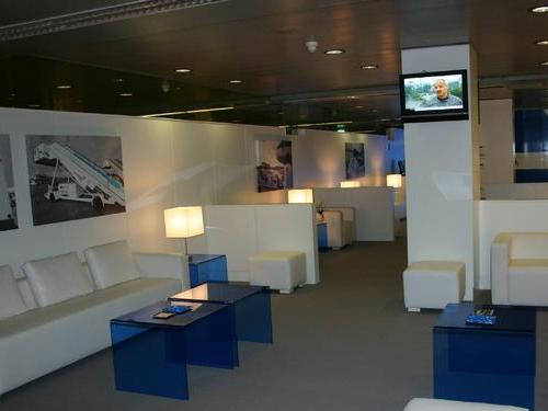 Blue Lounge, Lisbon International