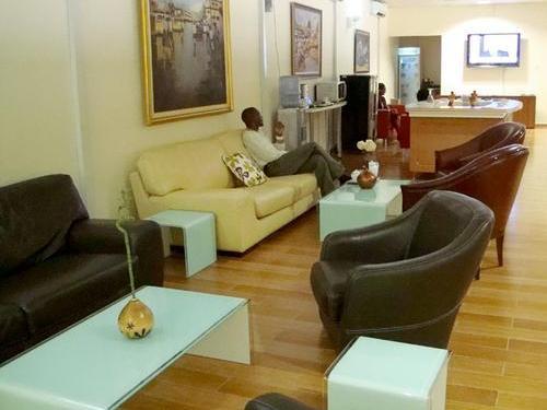 VIP Paying Lounge, Murtala Muhammed Lagos