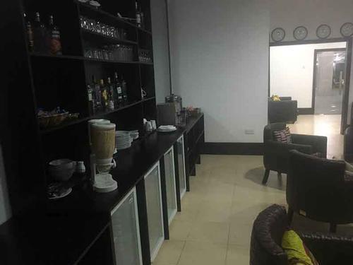 Llegada Arrival Lounge, Lagos Murtala Muhammed