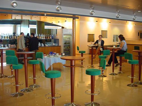 Sala Galdos, Las Palmas Departures Terminal