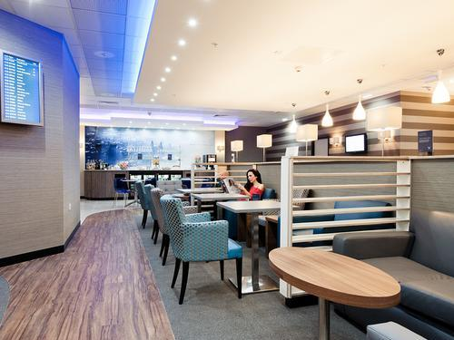 Aspire Lounge by Servisair, Liverpool John Lennon