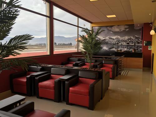 Salones VIP Pacific Club