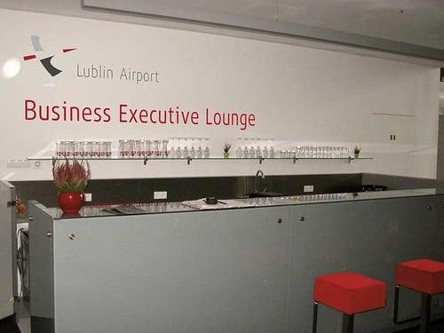 Business Executive Lounge, Lublin Swidnik