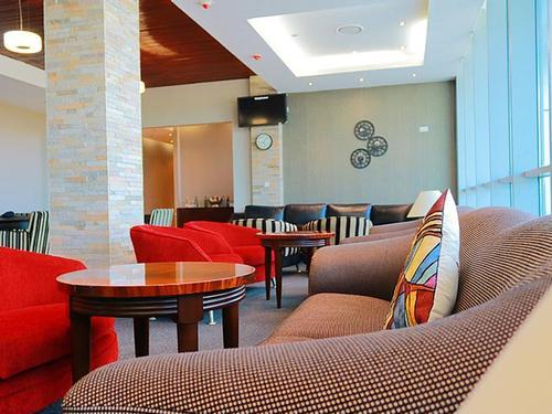Livingstone Lounge, Livingstone International