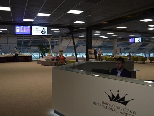 Business Lounge - International flights