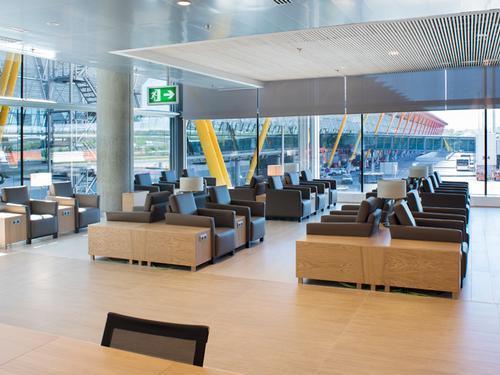 Neptuno Lounge, Madrid Barajas