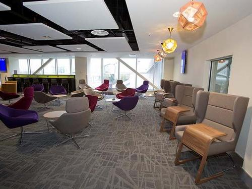 The Escape Lounge, Manchester Airport