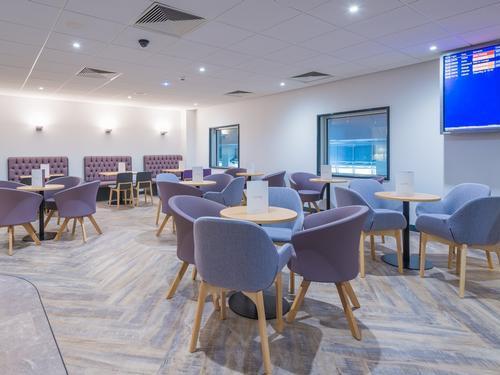 Styal Lounge, Manchester International