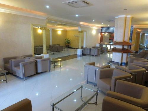 Safari Comfort Lounge, Mombasa Moi International