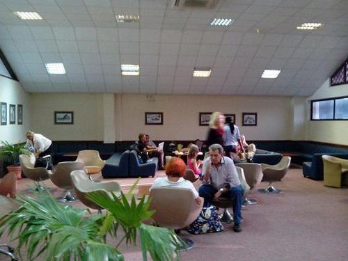 Safari VIP Lounge