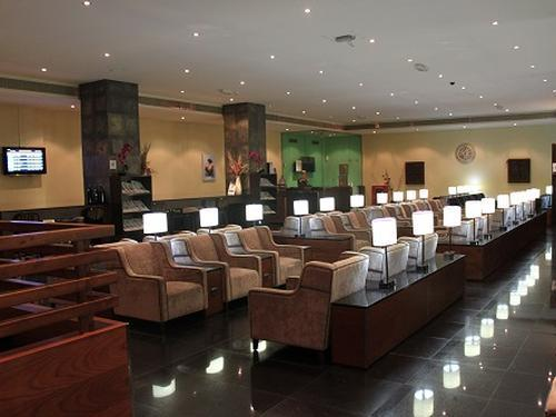 Plaza Premium Lounge, Muscat International