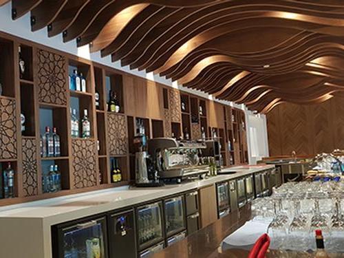Primeclass Lounge, Muscat International, Oman
