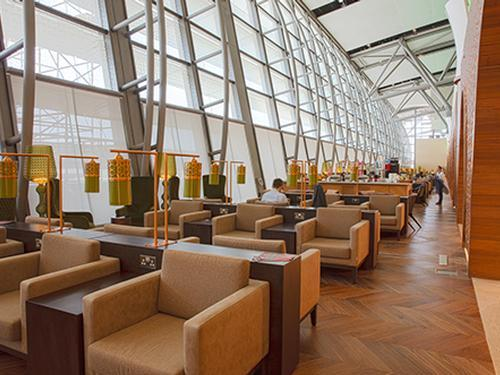 Primeclass Lounge, Muscat International, Oman