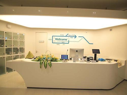 Wellcome Lounge, Madinah PMIA