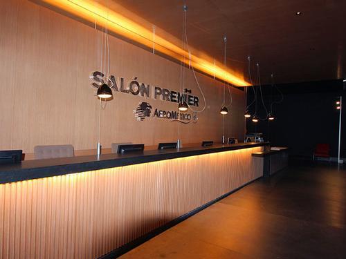 Aeromexico - Salon Premier Ciudad de Mexico, Mexico City Benito Jaurez Intl