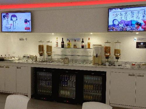 AVIANCA operated by GLOBAL LOUNGE, Mexico City Benito Juarez Intl