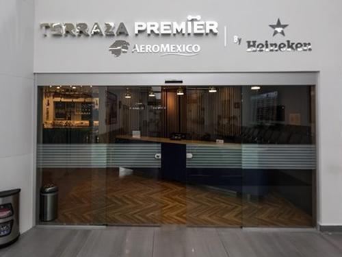 Terraza Premier Aeromexico by Heineken, Mexico CIty Benito Juarez