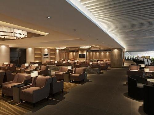 Plaza Premium Lounge, Macau Sar International