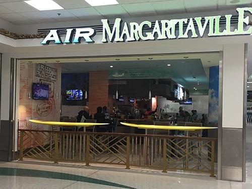 Air Margaritaville, Miami FL International, USA