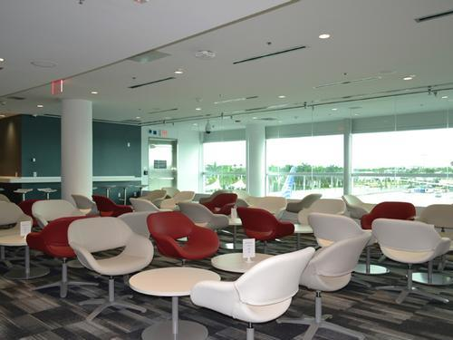 Avianca VIP Lounge, Miami FL International