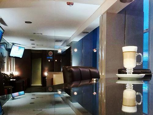 Caral VIP Lounge, Merida International