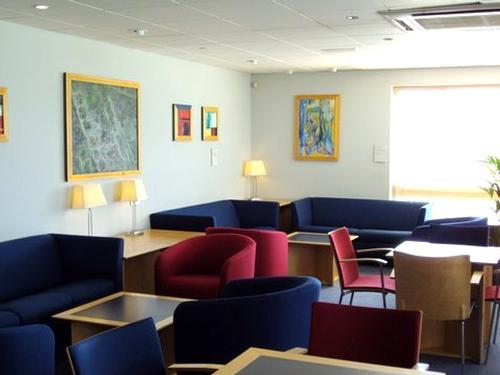 Servisair Lounge, Durham Valley Teeside
